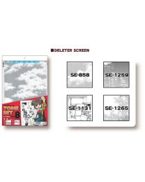 Deleter Screen Tone Set Vol. 8
