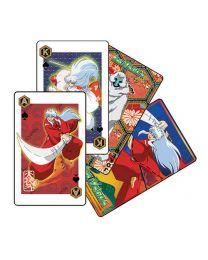Inuyasha Playing Cards