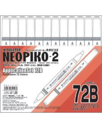 Neopiko 2: 72 Colors Application Set B