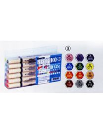 Neopiko 3: Basic 12 Colors Set