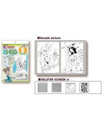 Deleter Manga Screen Tone Kit E
