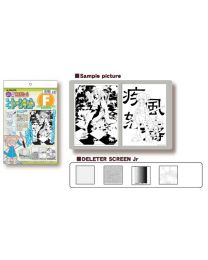 Deleter Manga Screen Tone Kit F