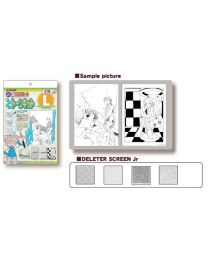 Deleter Manga Screen Tone Kit L