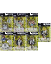 Dominion: Shirow Masamune Figure Collection (Set of 7)