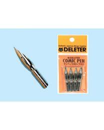 Deleter Pen Nibs: Saji-Pen 10 Pack