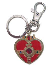 Sailor Moon: S Cosmic Heart Metal Keychain