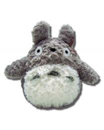 Totoro: Grey 6 Inch Fluffy Plush