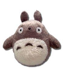 Totoro: Grey 13 Inch Fluffy Plush