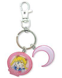 Sailor Moon: Sailor Moon Metal Keychain