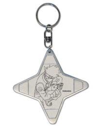 Naruto Keychain: Metal Kakashi Weapon