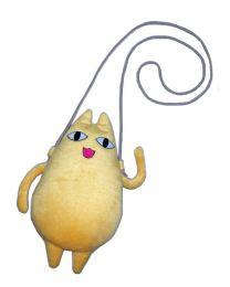 Azumanga Daioh: Chiyochichi Plush Bag