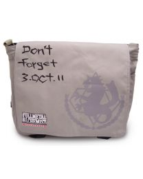 Fullmetal Alchemist Brotherhood: State Military of the Country Logo Messenger Bag