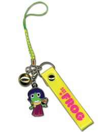 Sergeant Frog: Fruit Punch Keroro Cell Phone Charm