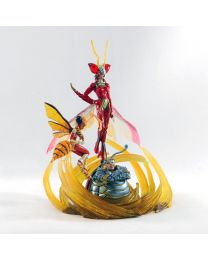 Final Fantasy: Master Creatures The Magus Sisters Figure