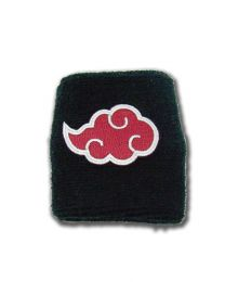 Naruto Shiuppuden: Akatsuki Cloud Icon Wristband
