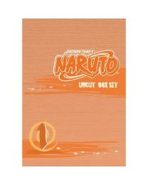 DVD: Naruto: Vol. 1 Uncut Box Set