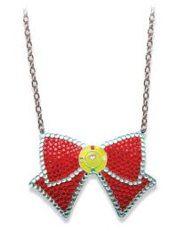 Sailor Moon: Jeweled Ribbon Necklace