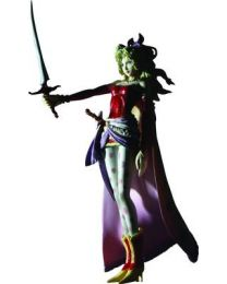 Dissidia Final Fantasy Trading Arts Figure: Terra