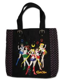 Sailor Moon: Sailor Soldiers Tote Bag