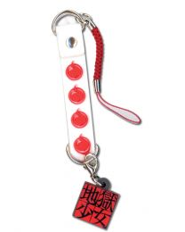 Hell Girl: Logo & Symbol Cell Phone Charm