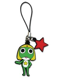 Sergeant Frog: Keroro PVC Cell Phone Charm
