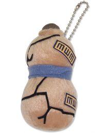 Naruto Shippuden Keychain: Gaara Gourd Plush