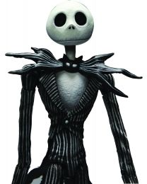Kingdom Hearts II: Jack Skellington Play Arts Action Figure (Nightmare Before Christmas)