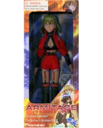 Armitage Dual Matrix Naomi Collector's Figure