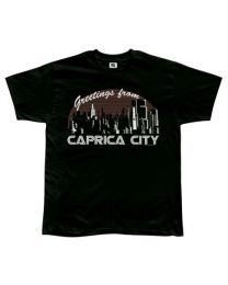 Battlestar Galactica: Greetings From Caprica