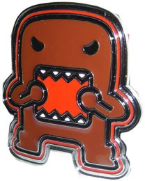Domo: Angry Domo Belt Buckle