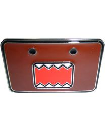 Domo: Domo Face Belt Buckle
