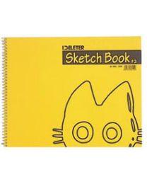 Deleter: Sketch Book B6 Size