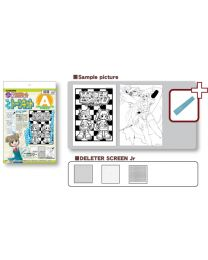 Deleter Manga Screen Tone Kit A