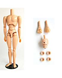 Obitsu: 27cm Male Doll: Normal with Magnets