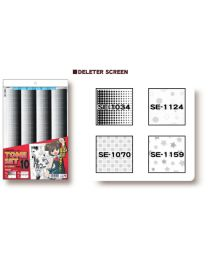 Deleter Screen Tone Set Vol. 10