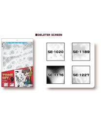 Deleter Screen Tone Set Vol. 9