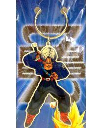 DBZ Key Chain: Metal Trunks Non-Super Saiyan