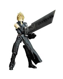 Final Fantasy VII: Cloud Strife Play Arts Action Figure