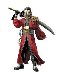 Final Fantasy X: Auron Play Arts Action Figure