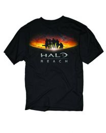 Halo Reach T-Shirt: Team Silhouette
