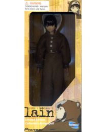Lain Teddy Bear Outfit Collector's Action Figure