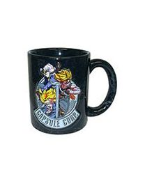 Dragon Ball Z: Trunks Capsule Corp Mug