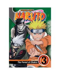 DVD: Naruto: The Forest of Chakra