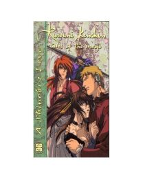 DVD: Rurouni Kenshin TV 21: 'A Shinobi's Love'