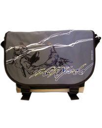 s-CRY-ed: Kazma Line Art Messenger Bag