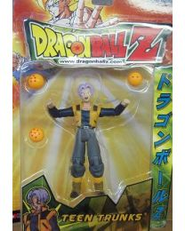 Dragon Ball Z: Series 14 Action Figure: Teen Trunks