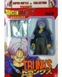DragonBall Z Super Battle Collection Vol. 5: Trunks