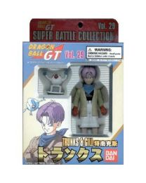 DragonBall GT Super Battle Collection Vol. 29: Trunks & Gill