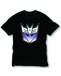 Transformers T-Shirt: Decepticon Head Logo