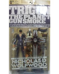 Trigun: The Planet Gunsmoke Nicholas D Wolfwood Figure